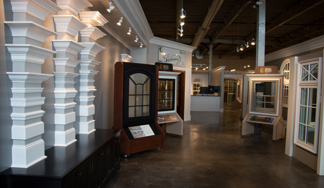 Stephenson Millwork Company, Inc. - Raleigh Design Center